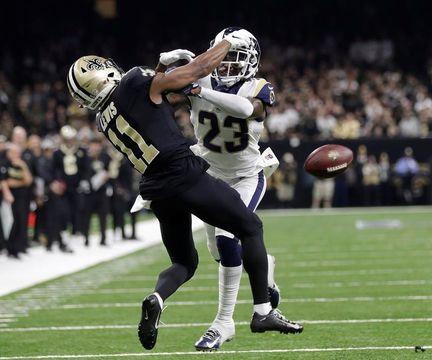 インターフェアランスの有無を検証対象に NFL、2019年シーズン限定で