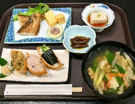 いなり寿司やクチゾコ、ワラスボ