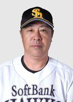 ソフトバンク前3軍監督の佐々木誠氏