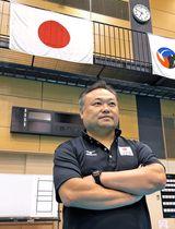バレーボール女子の世界ジュニア選手権でU―20日本代表を初優勝に導いた就任1年目の相原昇監督