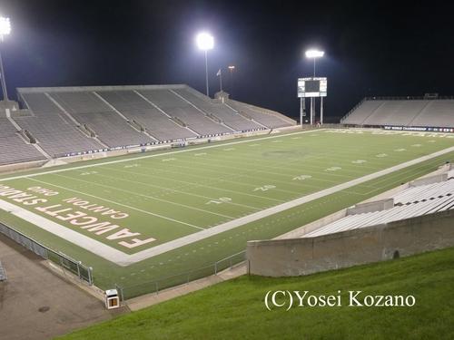 NFLは今週末、ホールオブフェームゲームが行われる=撮影:Yosei Kozano