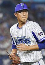 飯塚投手=6月