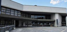 休館期間が延びる八戸市公会堂