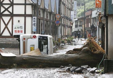 九州豪雨、激甚災害指定へ