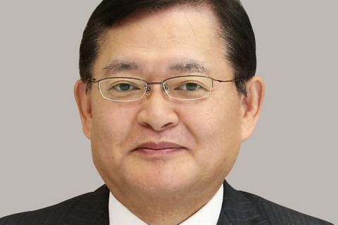 東芝の車谷暢昭社長兼CEO