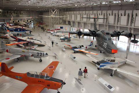 <ふるさと情報>岐阜かかみがはら航空宇宙博物館がリニューアル 戦闘機「飛燕」など43機、国内最大級