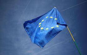 欧州旗(ロイター=共同)