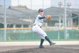 矢板出身、最速左腕が女子プロ野球入団 愛知ディオーネに笹沼菜奈投手
