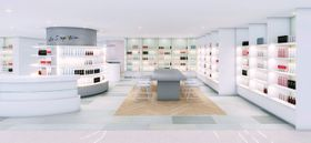 高島屋横浜店で美容サービスを提供する売り場「ベルサンパティック」のイメージ
