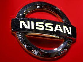 日産自動車のロゴ(ロイター=共同)