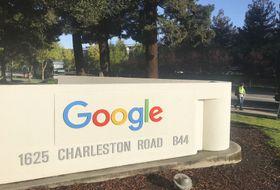 グーグルの本社=米カリフォルニア州マウンテンビュー