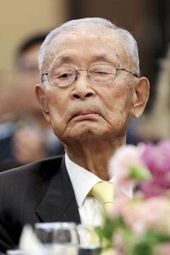 韓国の朝鮮戦争の英雄、死去
