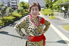 「オバチャーン」の舟井栄子さん