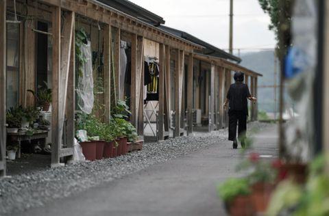 西日本豪雨1900世帯仮住まい