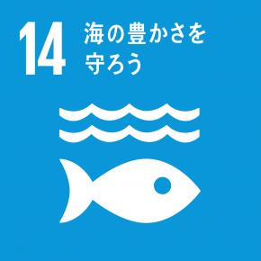 SDGsの第14目標 海の豊かさを守ろう