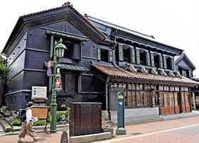 まちづくりや商店街活性化の拠点としての期待を担う福西本店