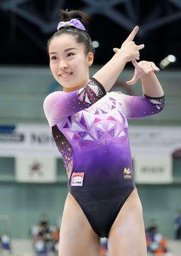 畠田瞳、東京五輪代表決定 体操女子団体 県関係で初