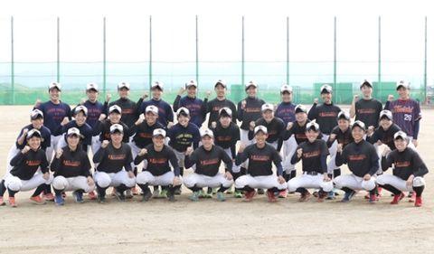関東大会で2冠を達成した開志学園高のメンバー=新潟市江南区