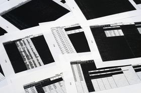 参院予算委の理事懇談会に黒塗りで提出された「桜を見る会」の招待者に関し、各府省庁が作成した推薦名簿